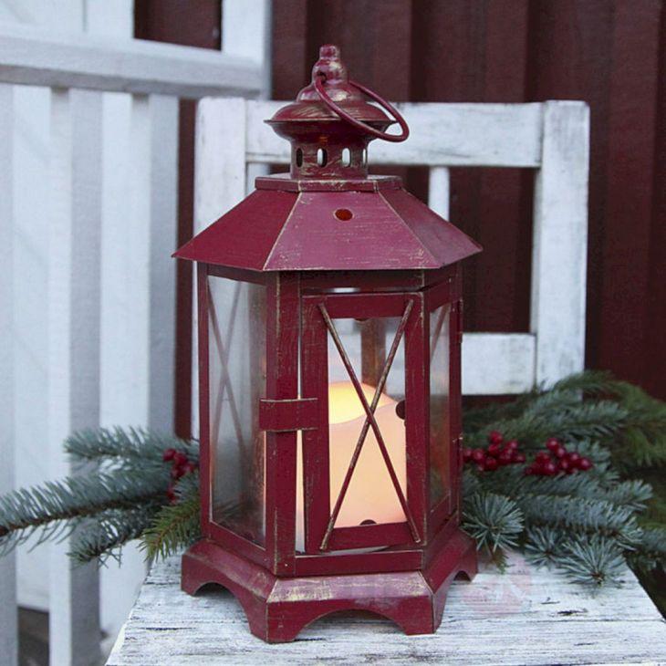 Christmas Lantern Ideas 24