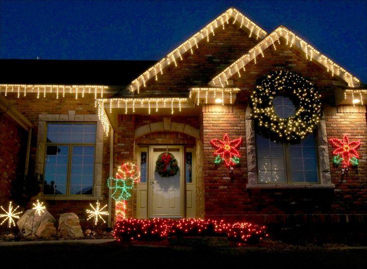 Christmas Light Decoration 1