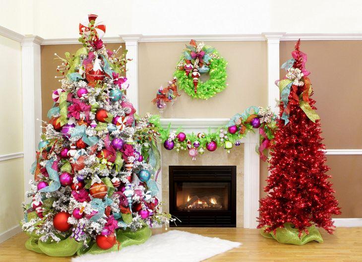 Christmas Tree Design 8