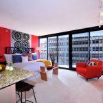 Elegant Studio Apartment Designs