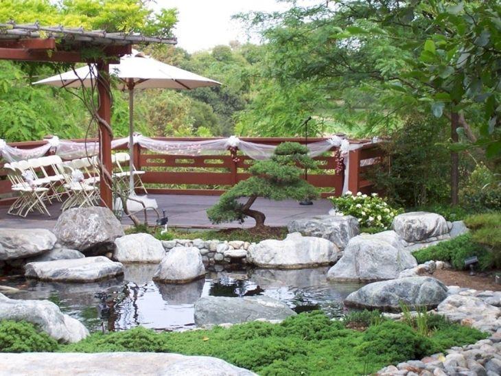 Japanese Style Home Garden 18