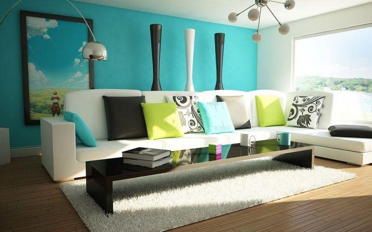 Minimalist Living Room Color Scheme