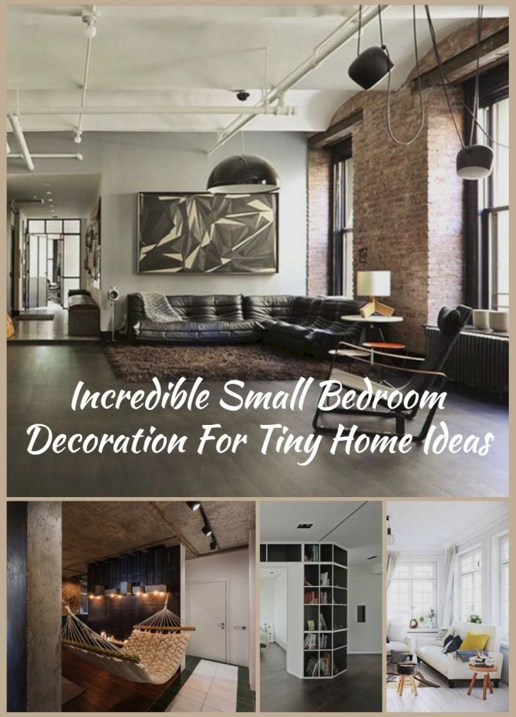Small Apartment Studio