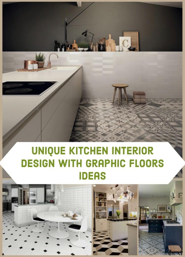 Unique Kitchen Interior Design