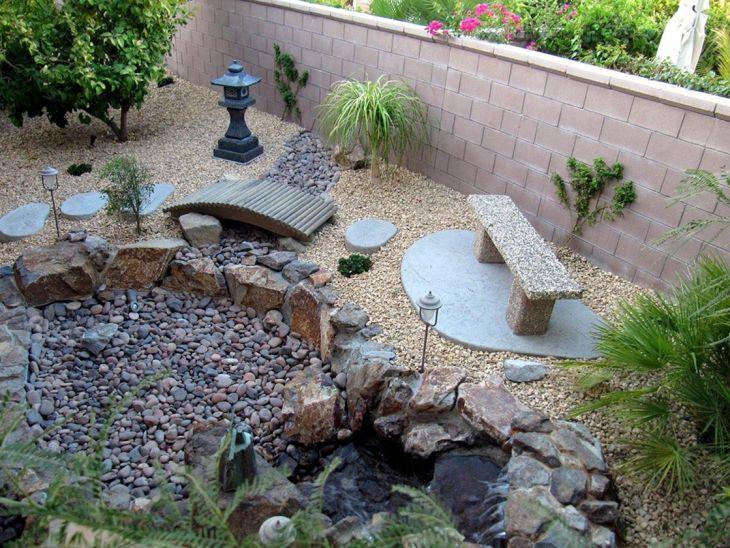 Backyard Rock Garden Ideas 0014