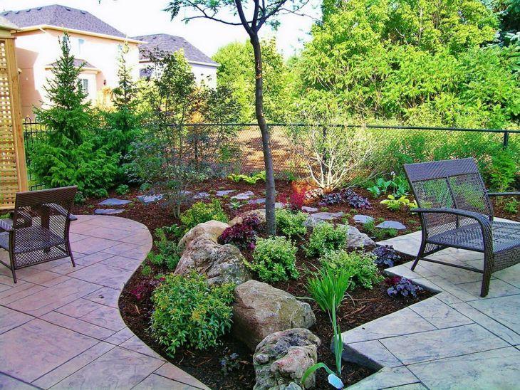 Backyard Rock Garden Ideas 0017