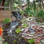 Backyard Rock Garden Ideas 002