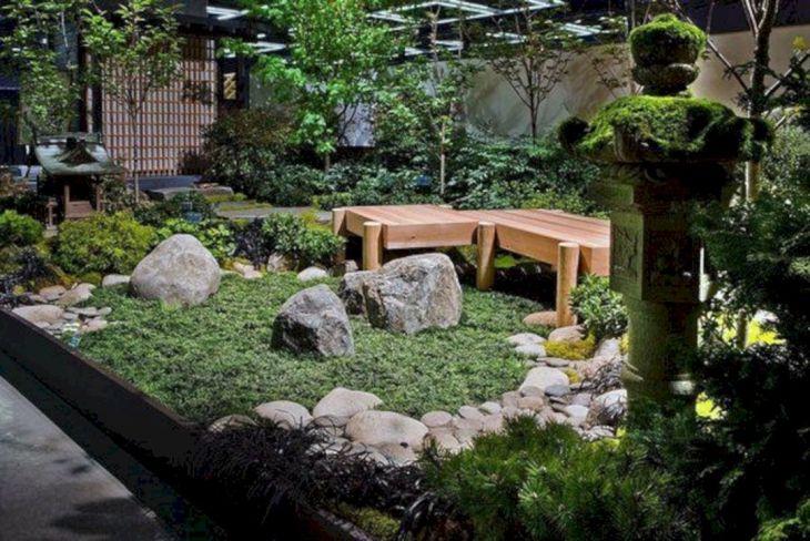 Backyard Rock Garden Ideas 0022