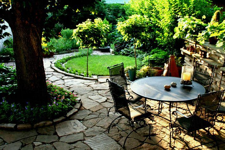 Backyard Rock Garden Ideas 005