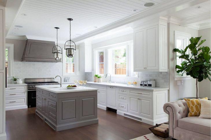 Kitchen Set Ideas With Cabinet