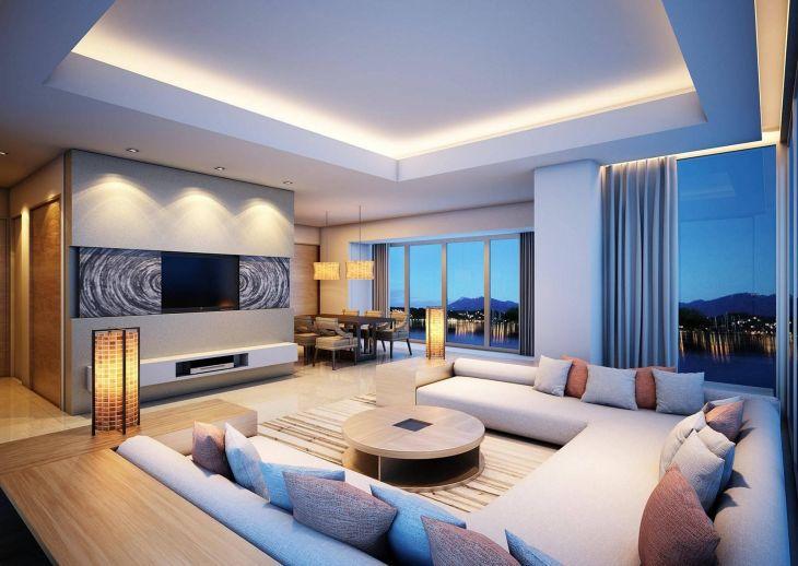 Luxury Living Room Design