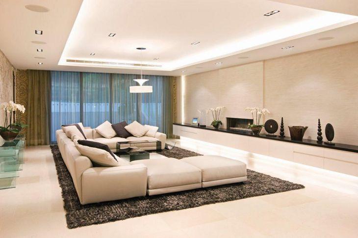 Luxury Style Living Room Design