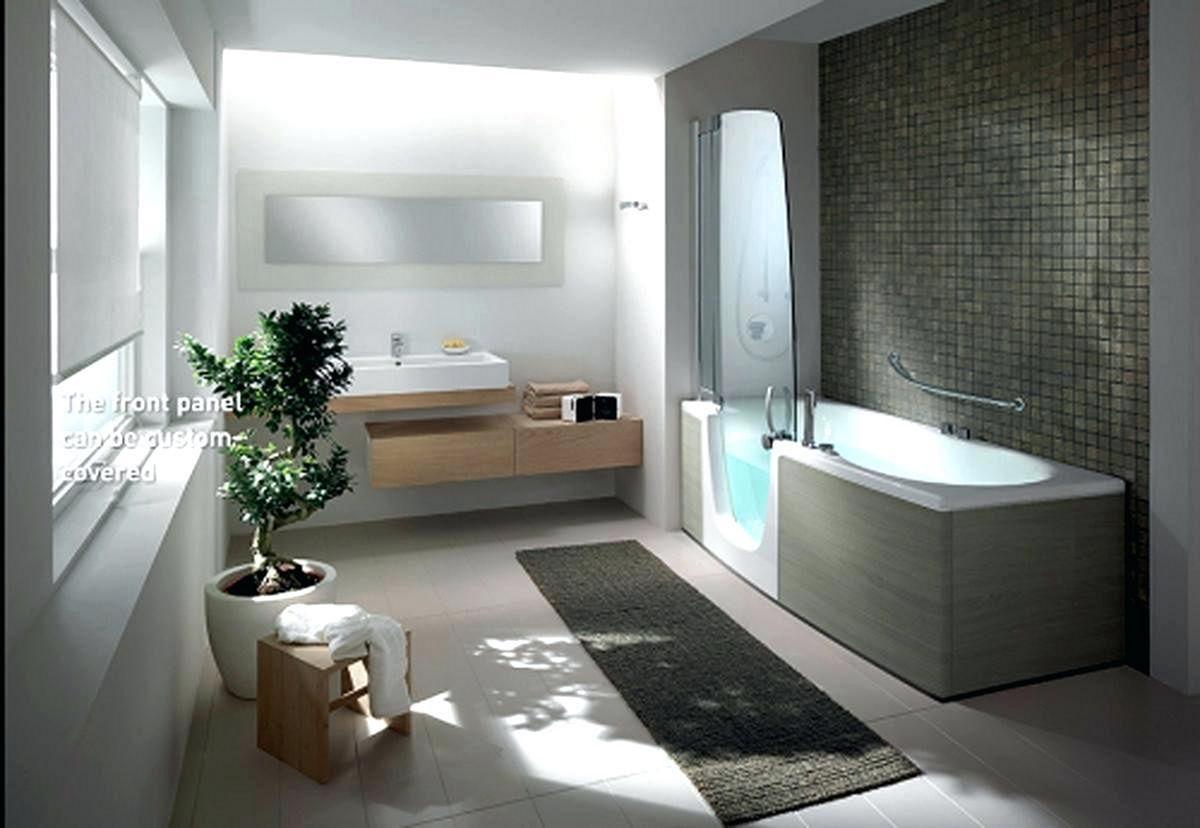Modern Bathroom with Unique Bathtub