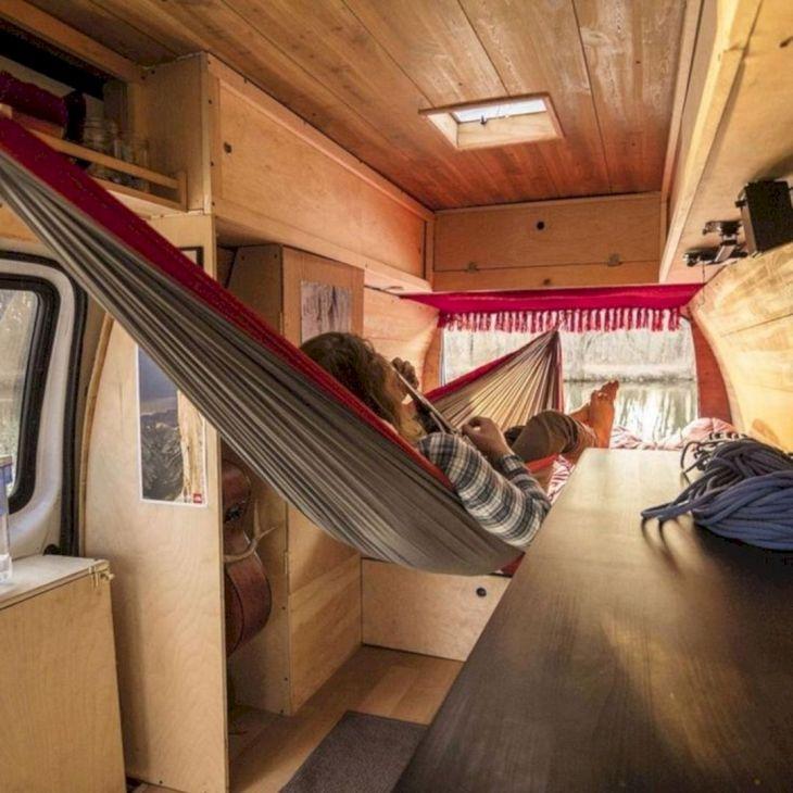 Simple RV Camper Storage Design Source: 2 pinterest ru