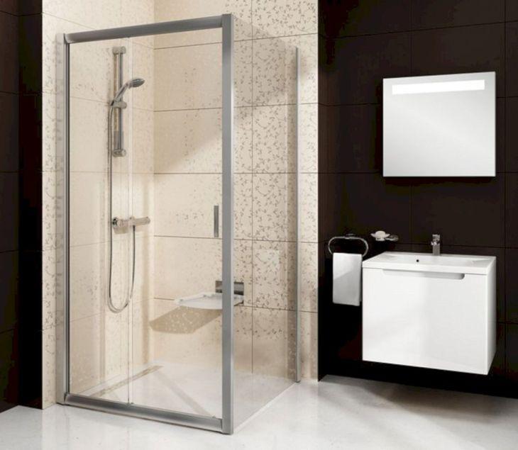 Transparent Shower Bathroom 1