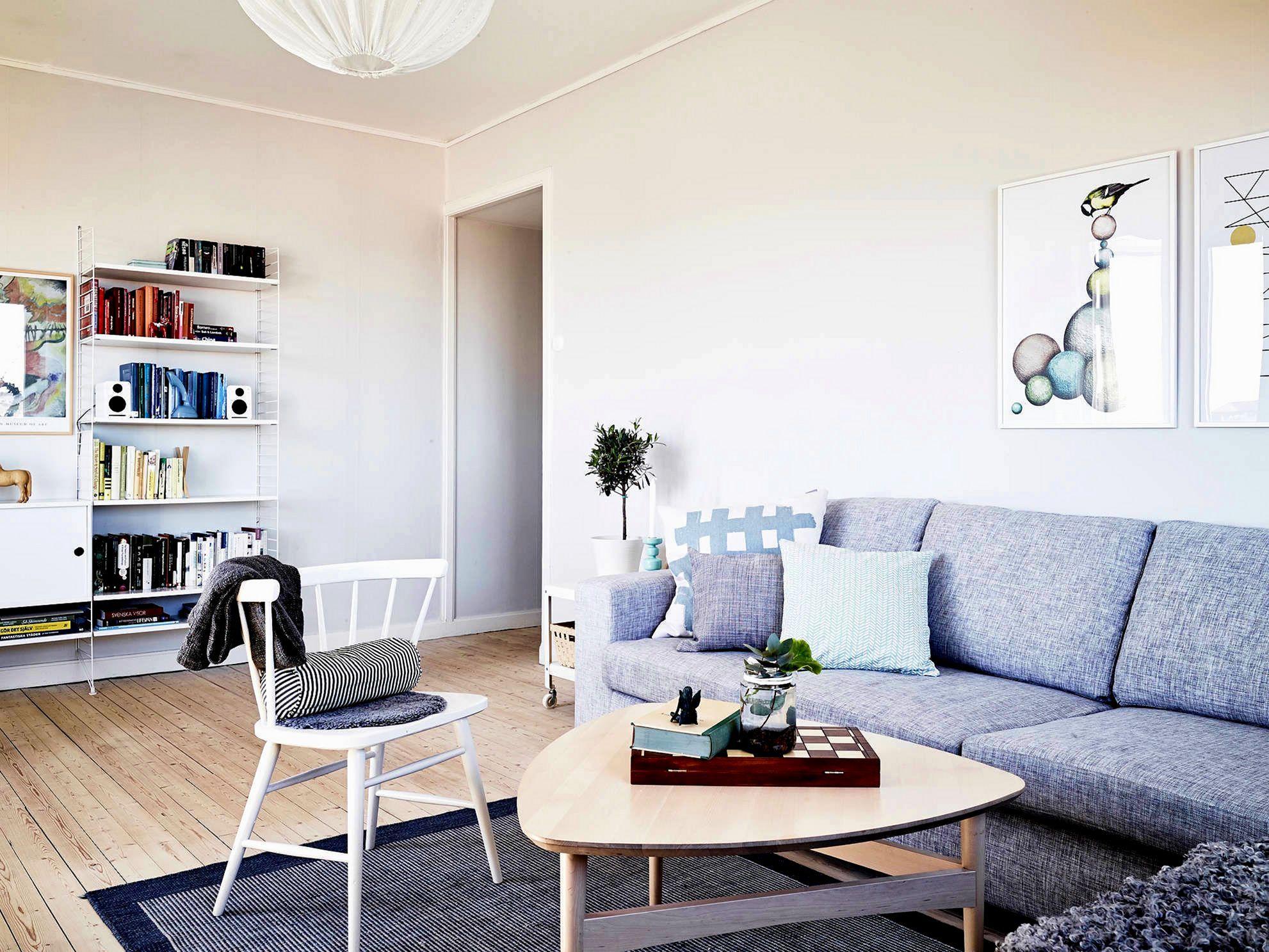 Scandinavian Style Living Rooms