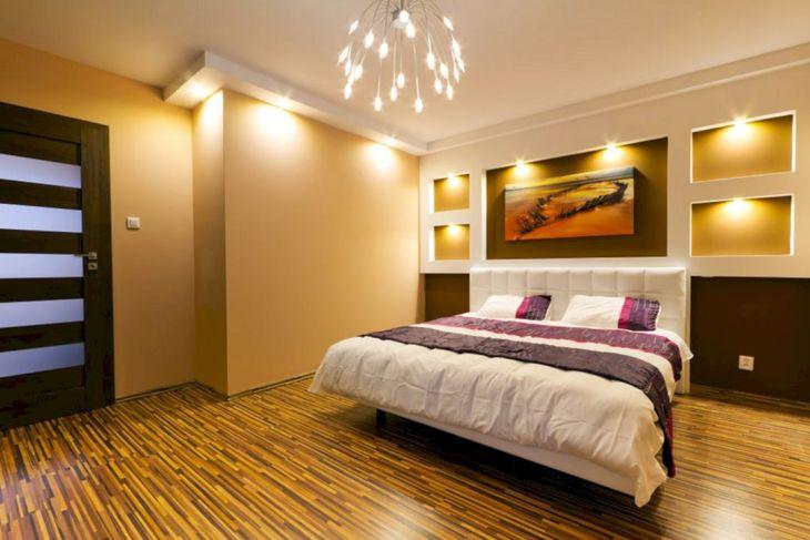 Bedroom Design With Lighting