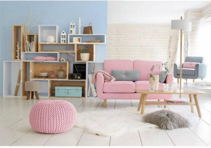 Blue And Pink Color Scheme Ideas