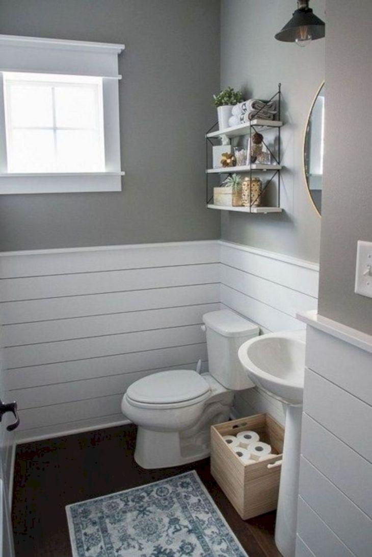 Coastal Tiny Bathroom Design Ideas