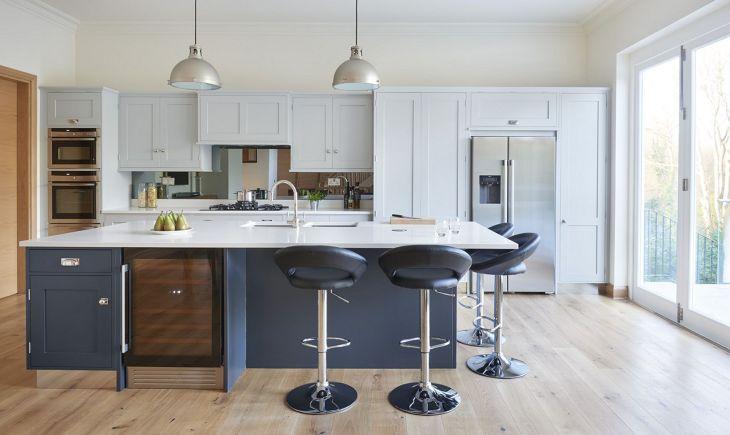 Flexibel Kitchen island Design Ideas