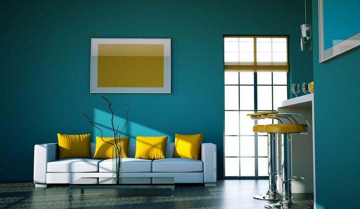 Home Scheme yellow Color Ideas