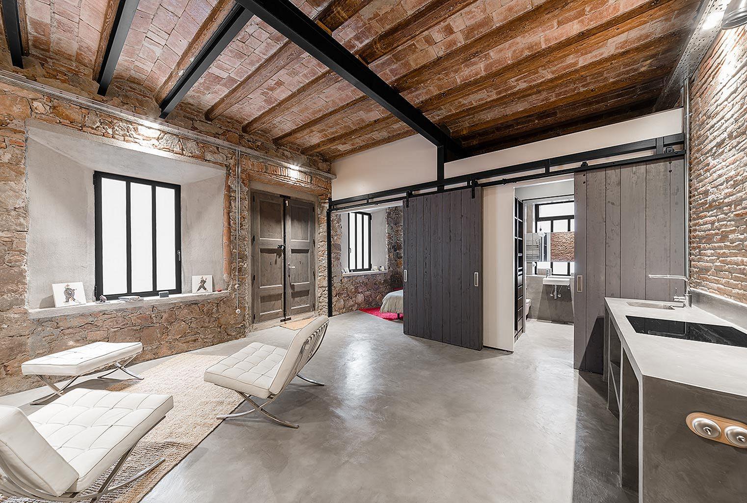 Industrial Home Interior Ideas