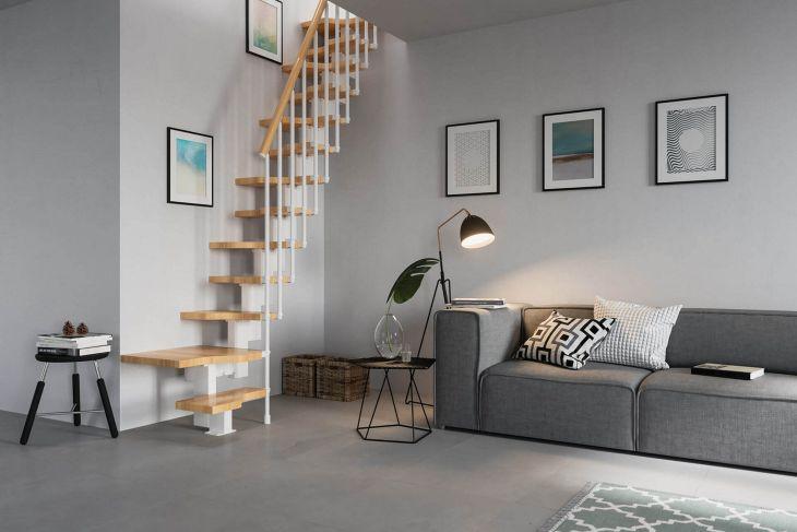 Loft Stairway Design Ideas