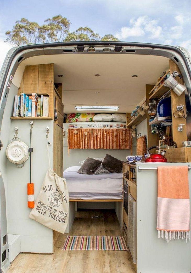 Best Interior RV Camper Ideas