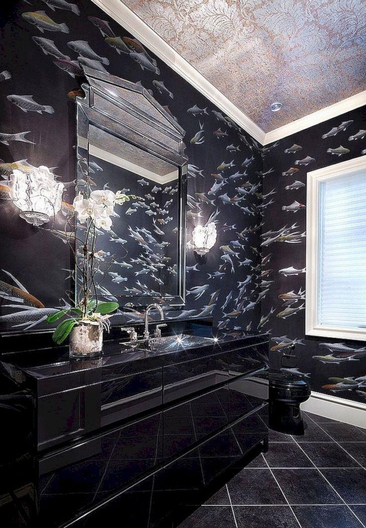 Black Bathroom Vanity Ideas