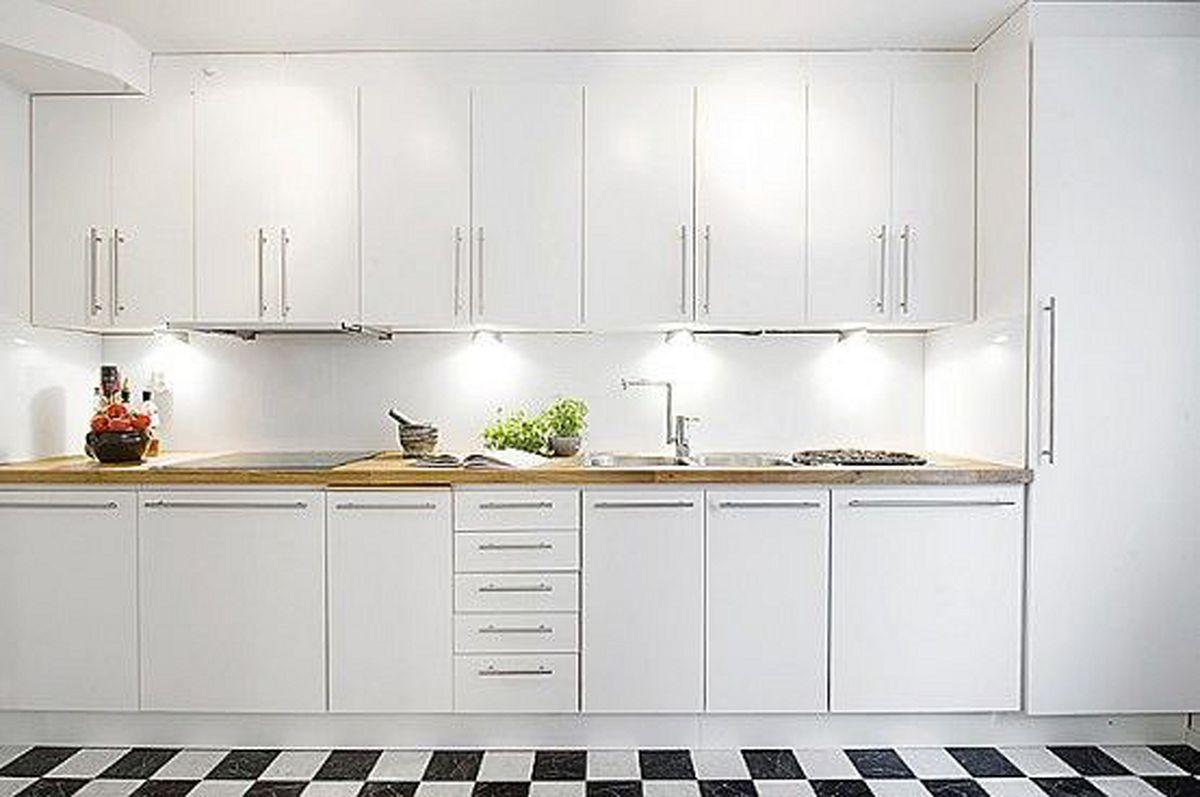 Elegant White Kitchen Ideas