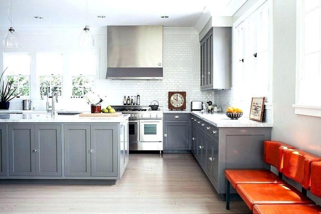 Grey Kitchen Design Ideas