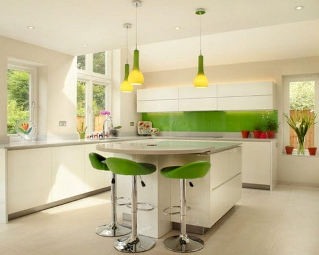 Kitchen Green Design Ideas