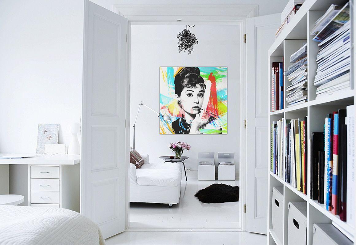 White Scandinavian Interior