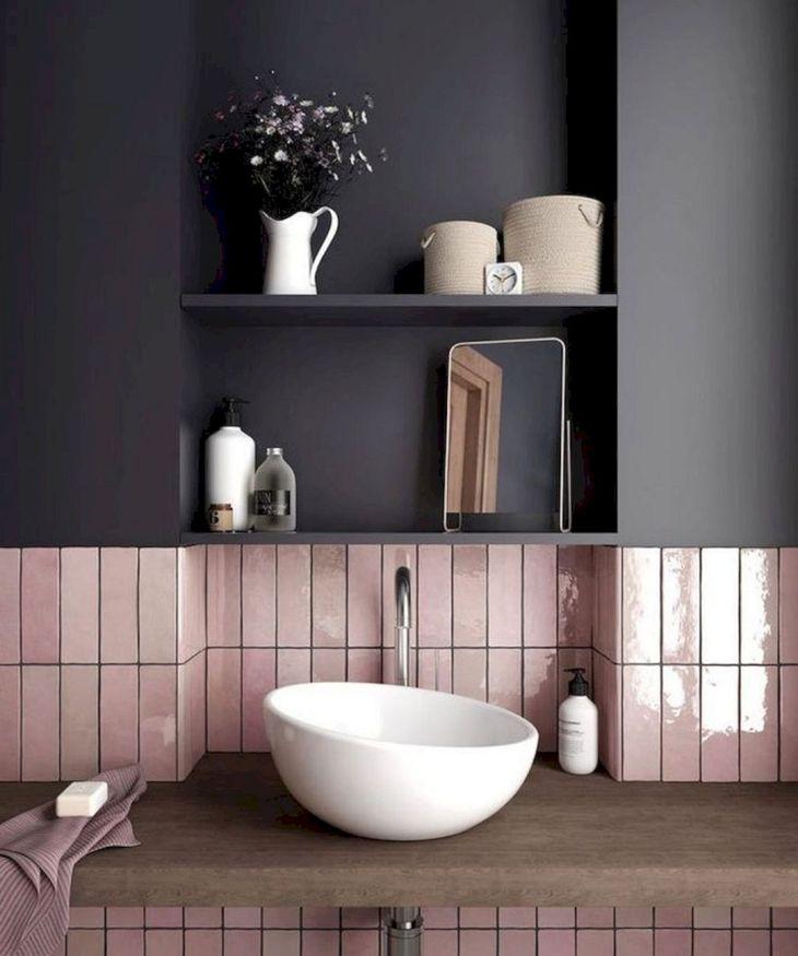 Bathroom With Terracota Color Ideas