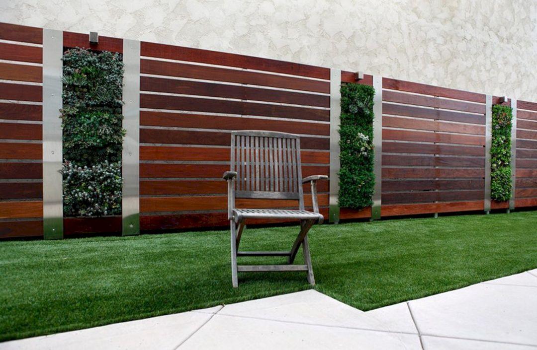 Beautiful Backyard Fence ideas
