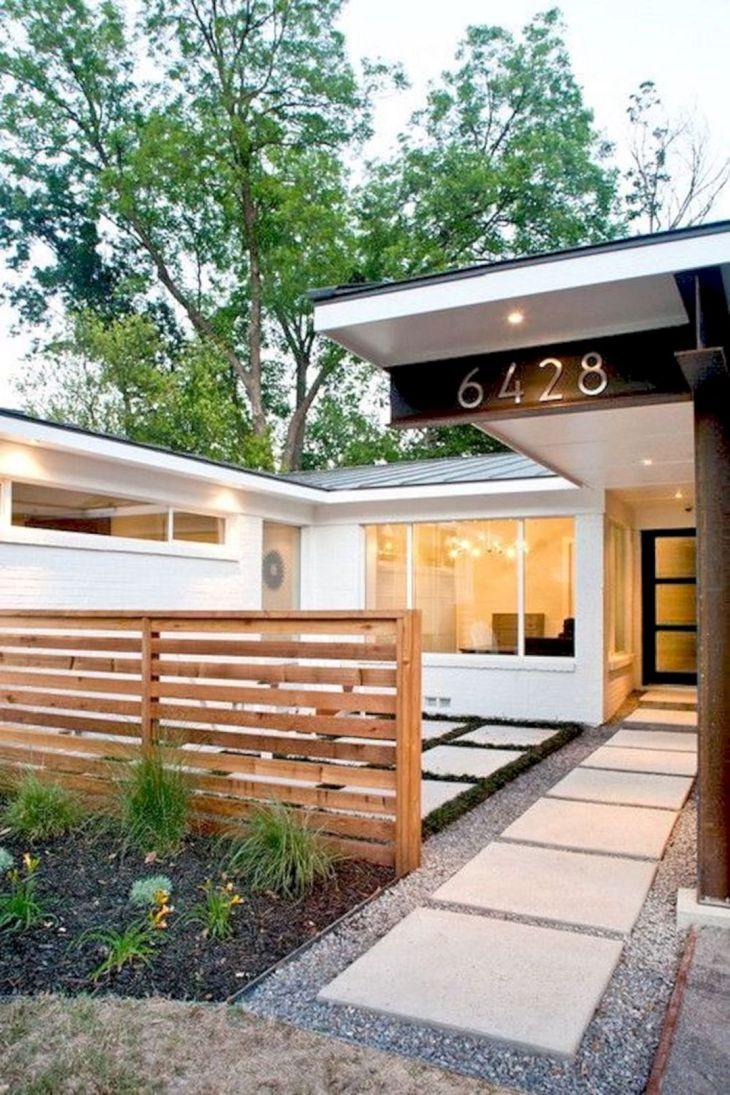 Beautiful Modern fence Ideas