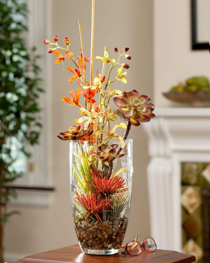 Fall Flower Arrangement Ideas
