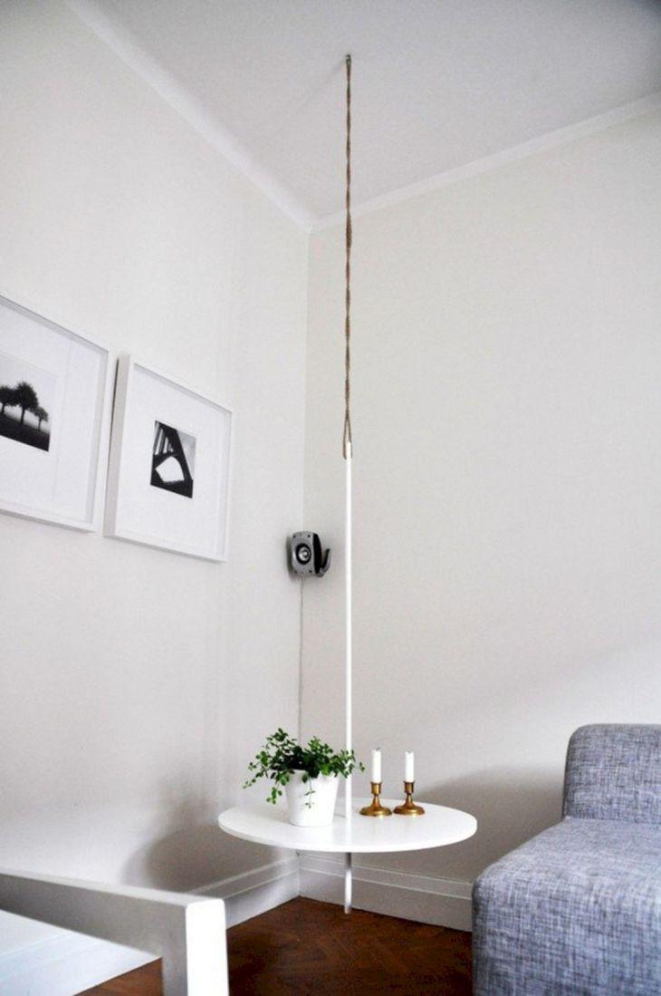 Hanging Side Table Design
