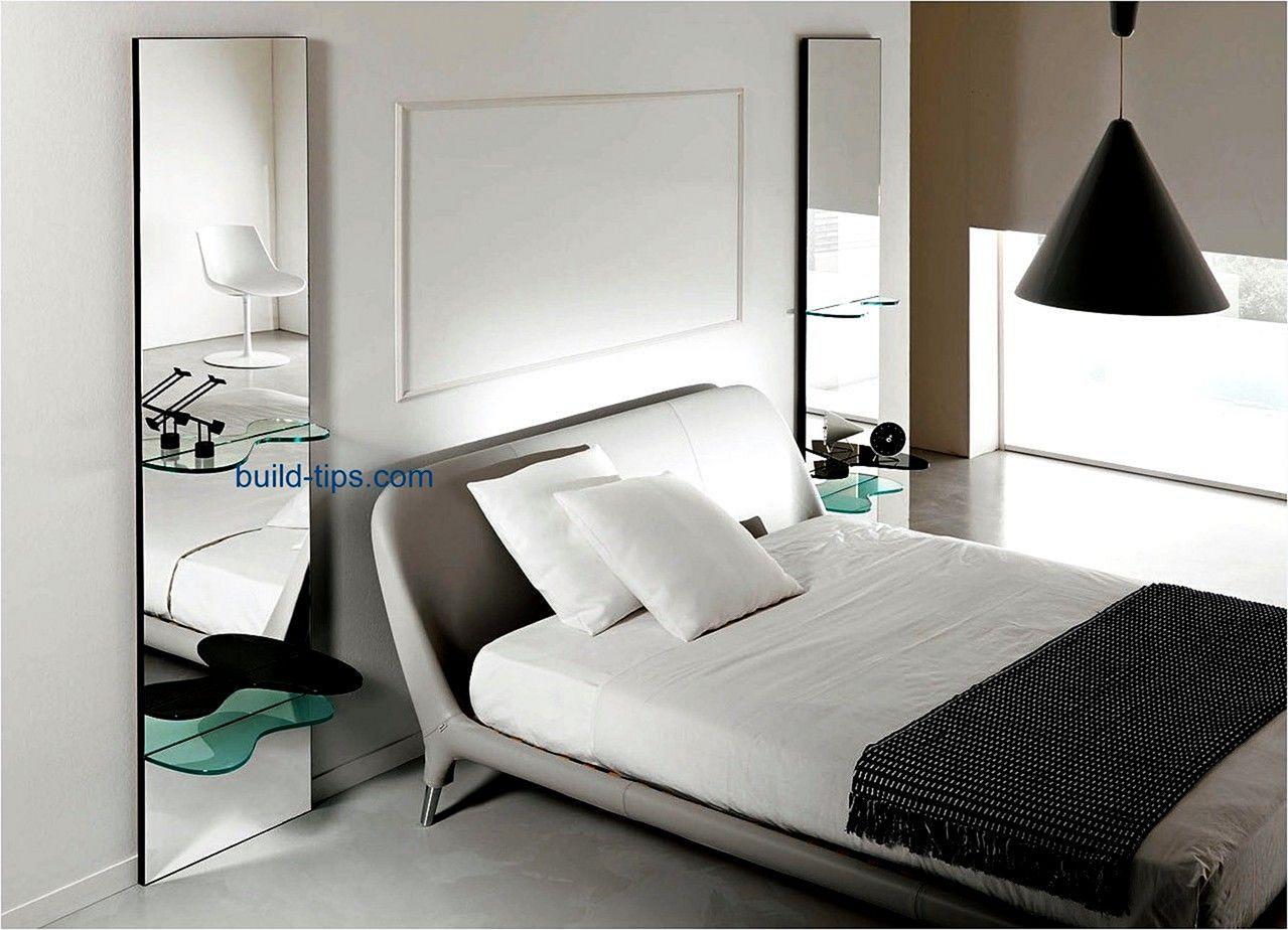 Mirror Wall Bedroom Design Ideas