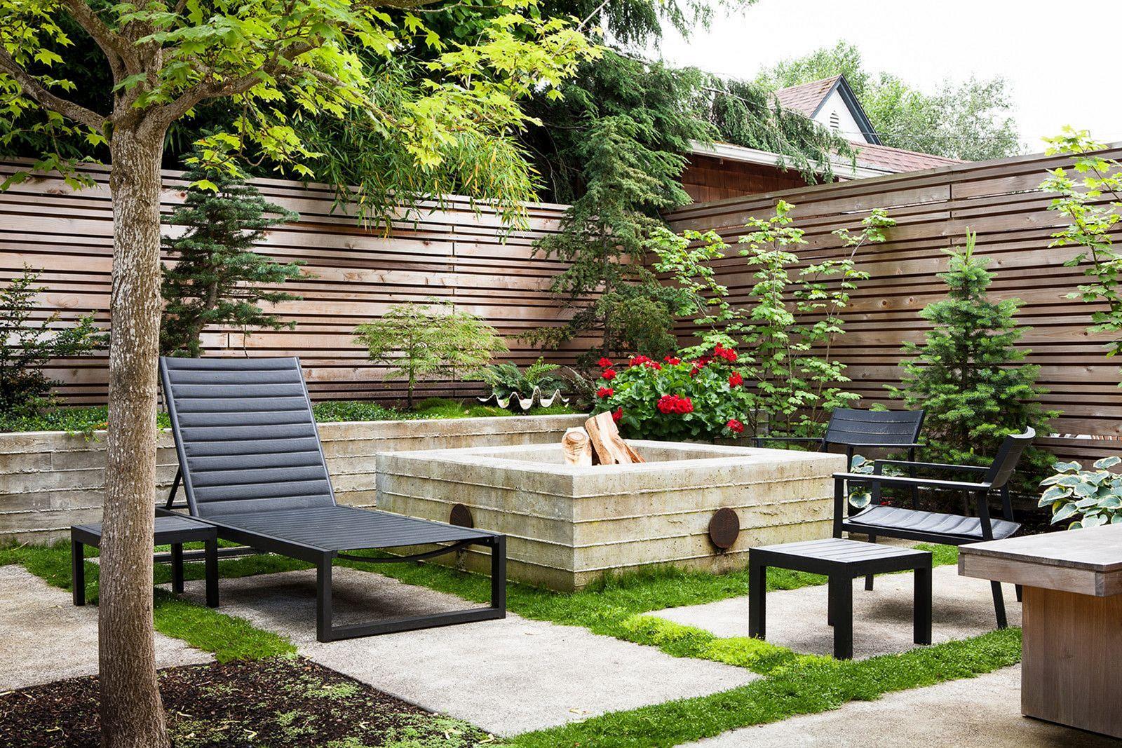 Modern Home Fence Ideas