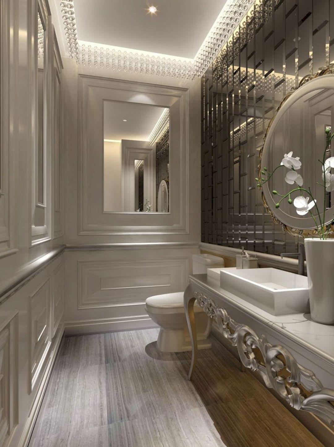 Modern Master Bathroom Ideas