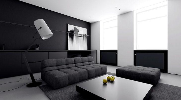 Monochrome Minimalist Design Ideas