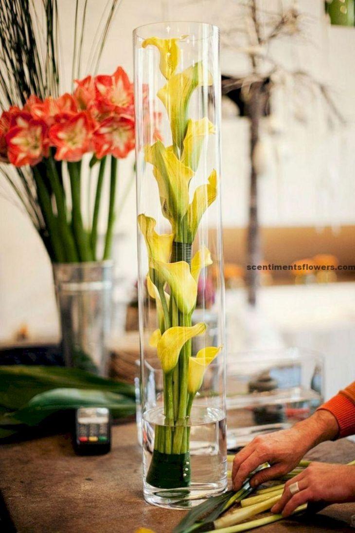 Simple Flower Centerpieces Ideas