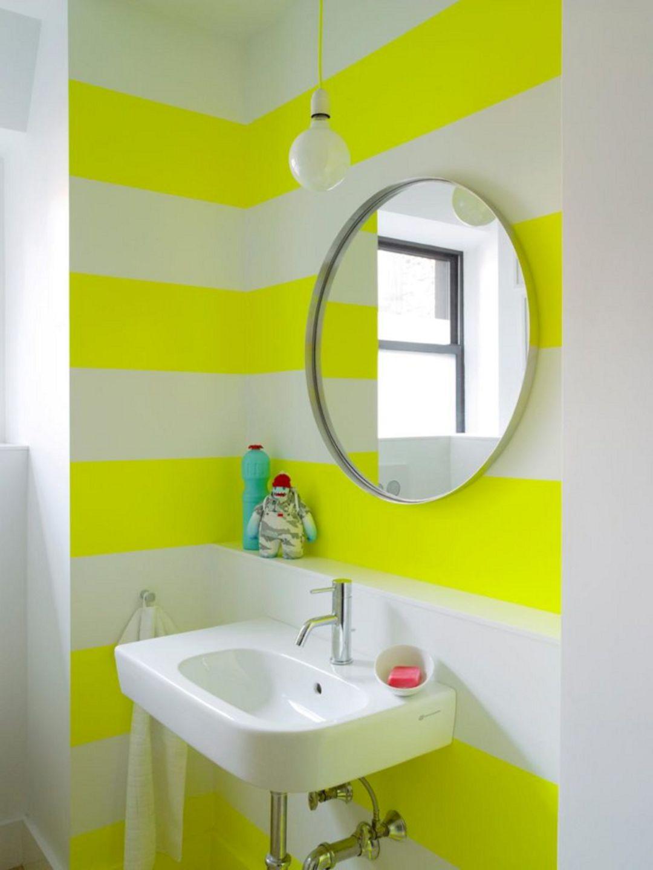 Small Paint Color Bathroom Ideas