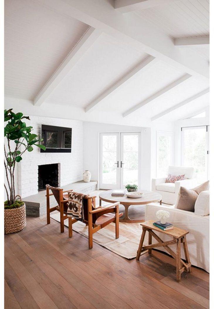 White Paint Ceiling Design Ideas
