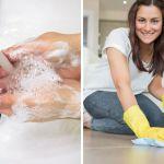 Bathroom Cleaning Ideas
