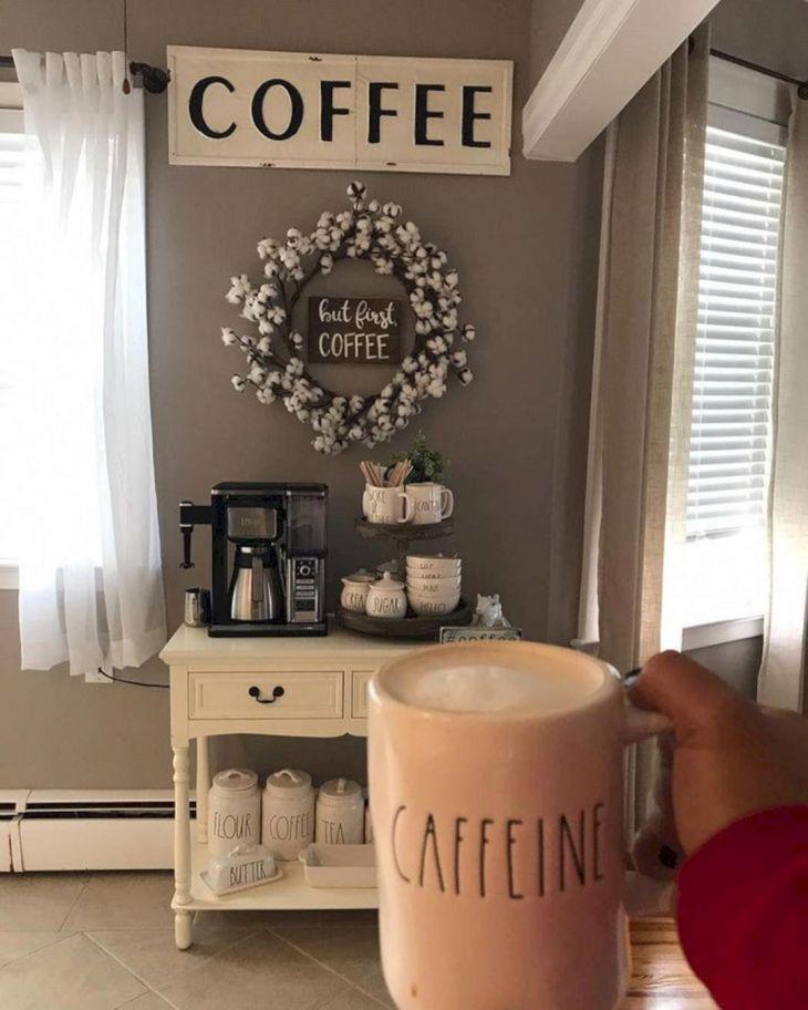 Best Coffee Bar Decoration