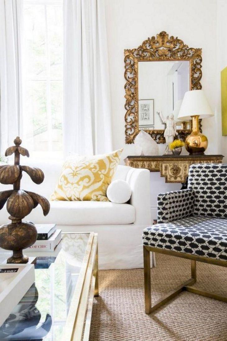 Best DIY Mirror Living Room Ideas