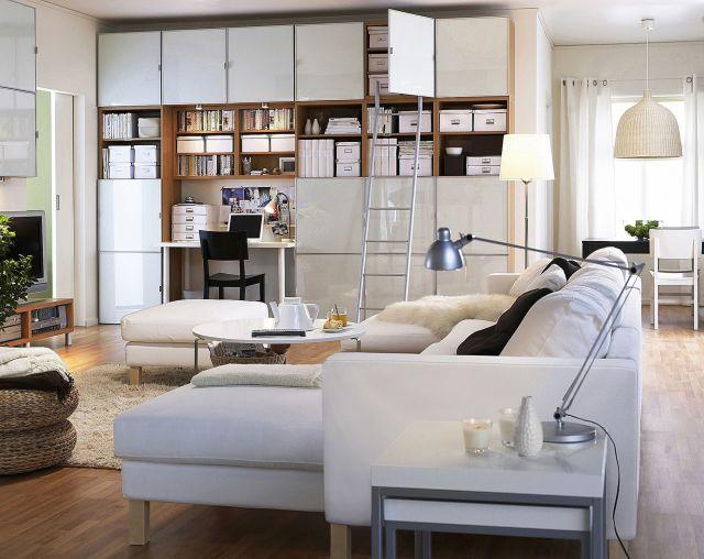 Best Ideas For IKEA Living Room - DECOREDO
