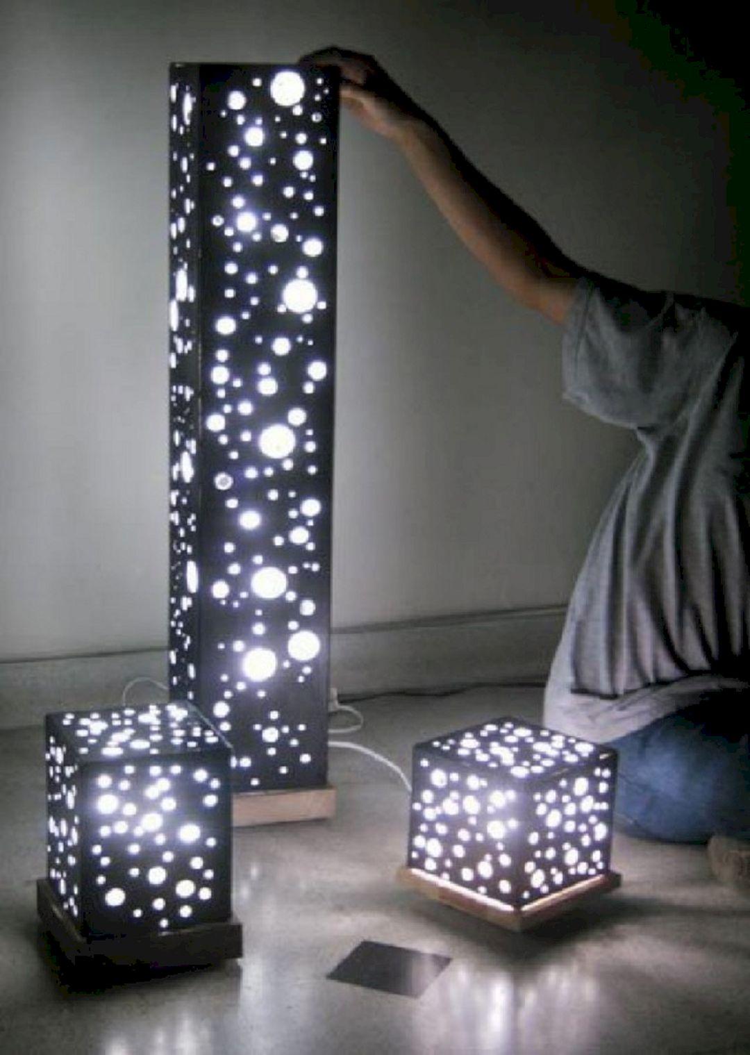 DIY Homemade Lamp Design ideas